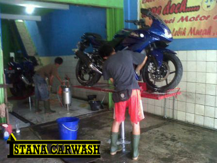 IM MOTOR WASH 02 Indah Motor Steam