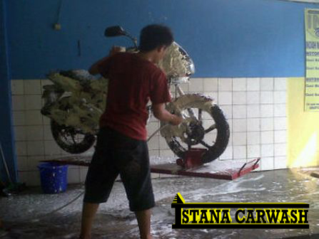 IM MOTOR WASH 04 Indah Motor Steam