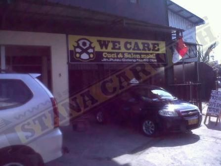 WE CARE CARWASH 02 We Care