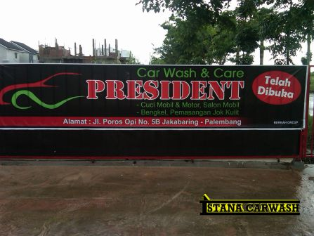 PRESIDENT CARWASH AUTOCARE 01 President Car Wash & Autocare