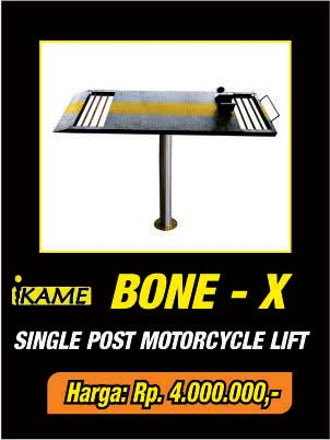 harga single post hidrolik cuci motor bone x HIDROLIK CUCI MOTOR