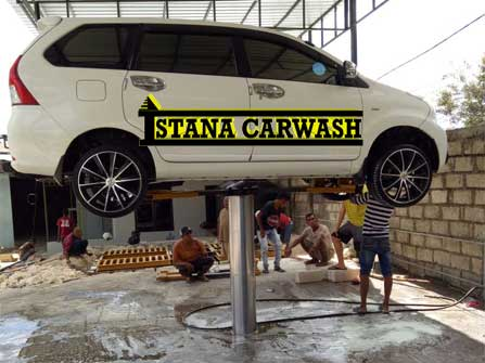 istana carwash instalasi 11 Foto dan Video