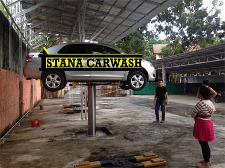 istana carwash instalasi 12 Foto dan Video