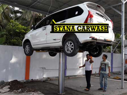 istana carwash instalasi 13 Foto dan Video