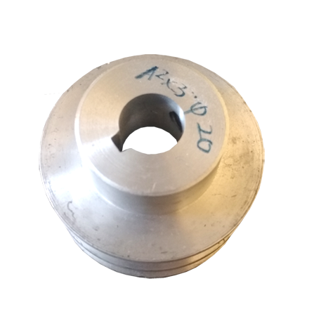 Pully A2x3 inchi %C3%9820 Dinamo Spare Part & Aksesoris