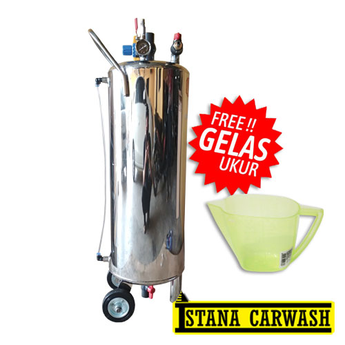 tabung salju big 201 promo Tabung Snow Wash