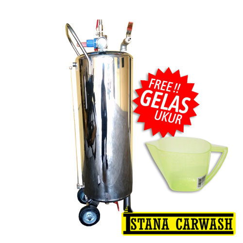 tabung salju big 304 promo Tabung Snow Wash