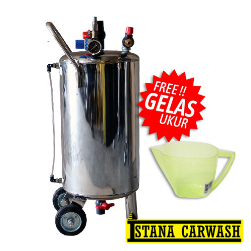 tabung salju medium 201 promo Tabung Snow Wash